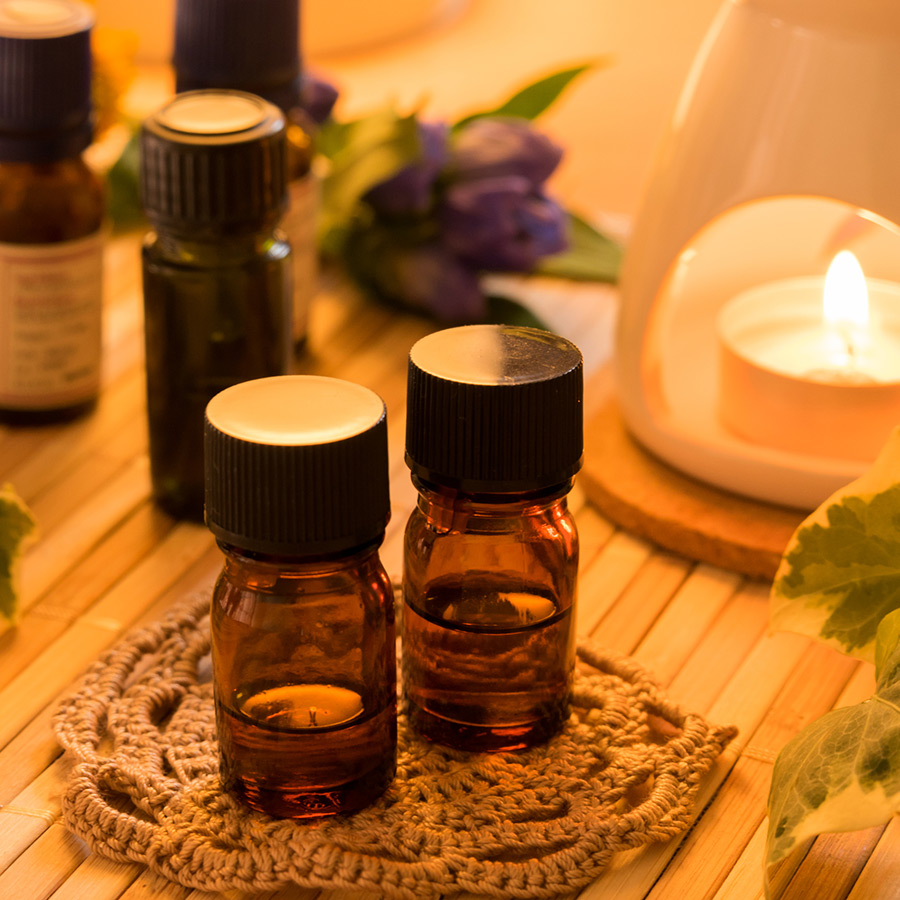 Aromatherapy treatments and training